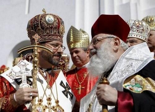 Апостольське переємство в Українській Греко-Католицькій Церкві (від початків унії до сьогодення)