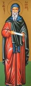 преподобний Йоан, учень святого Декаполіта