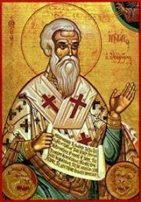 священномученик Ігнатій Богоносець