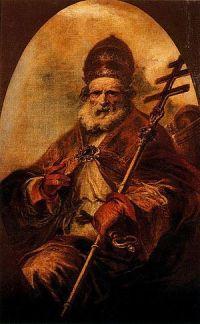 святий Лев, Папа Римський