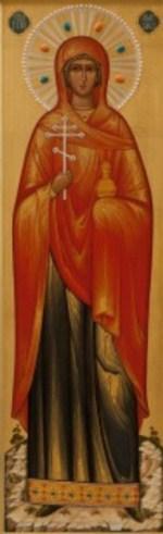 свята великомучениця Анастасія Путорозрішниця