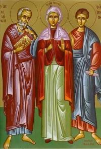 апостол Филимон і ті що з ним