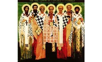 святі мученики з Євгенії