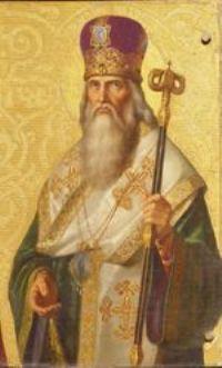 святий Тарасій архиєпископ Царгородський