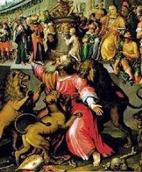смерть святого Ігнатія