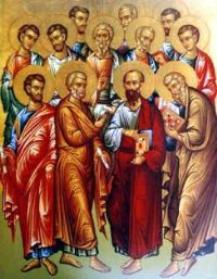 собор 12 апостолів Христових