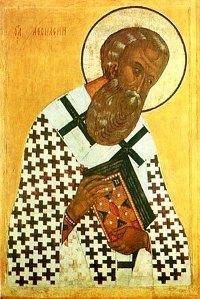 святий Атанасій Олександрійський