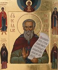преподобний Ісідор Пилусіотський