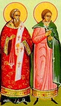 святі мученики Теодул, Агатопод