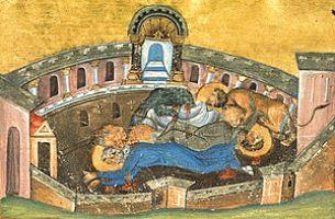 святий священномученик Сілван
