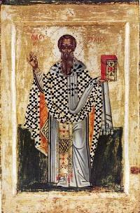 святий Євтихій архиєпископ Константинопольський або Царгородський