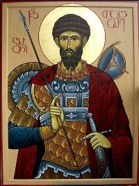святий мученик Теодор Тирон