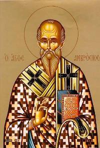 святий Амвросій Медіоланський