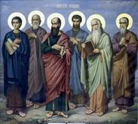 апостоли від 70-ти, Ераст, Родіон, Олімп
