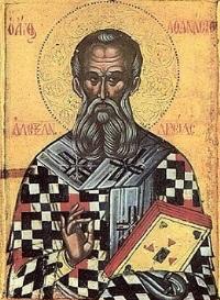 святий Атанасій єпископ Олександрійський