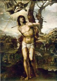 мученик Себастіян
