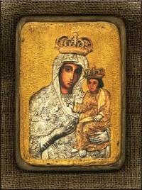 Богородиця Одигітрія (Унівська) - №7