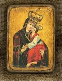 Богородиця Замилування (Крехівська) - №5