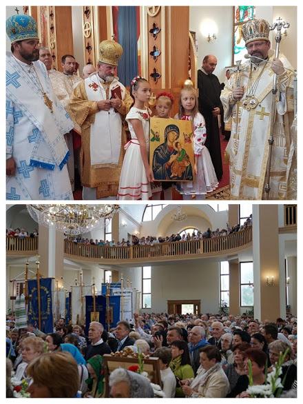 Блаженніший Святослав проголосив празник Матері Божої Неустанної Помочі