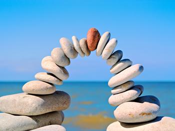 Як образити камінь