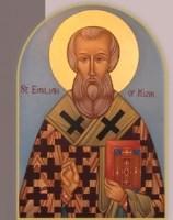 21 серпня – Святого Еміліана Сповідника, єпископа Кизицького