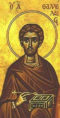 2 червня - святого мученика Талалея — Християнський портал КІРІОС