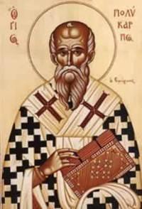 Результат пошуку зображень за запитом Житіє святого священномученика Полікарпа, єпископа Смирнського