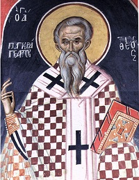 "Результат пошуку зображень за запитом ""Святого священномученика Панкратія, єпископа Тавроменійського"""