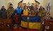Українські воїни відвідали Вільнюський храм отців Василіян